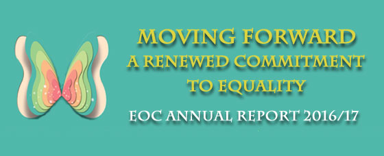 Equal Opportunities Commission Annual Report 2016 / 2017