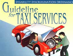 Guideline for Taxi Services